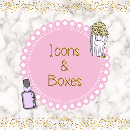 Icons and Boxes