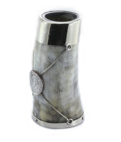 Home decoration pen holder with german silver.