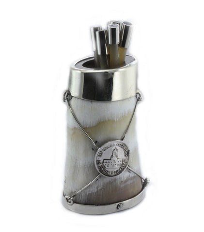 Argentinian mate with german silver