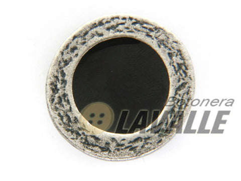 Button shank back attachment enamel 1145