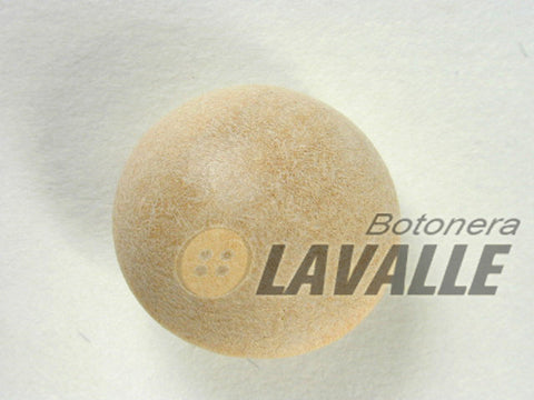 Button ball style wood 66304