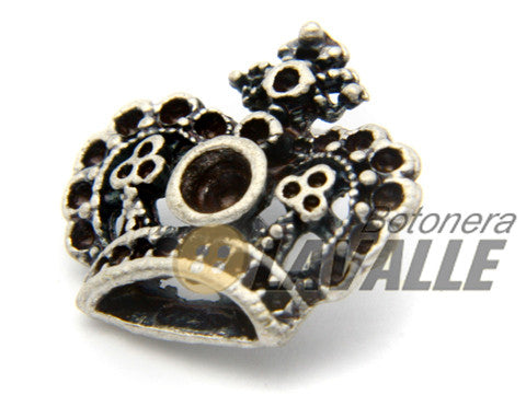 Button crown 843