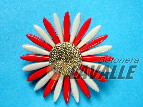 Button daisy 3618