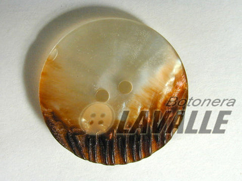 Button fake mother of pearl 67400
