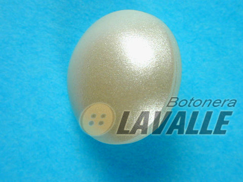 Button fake pearl 1709