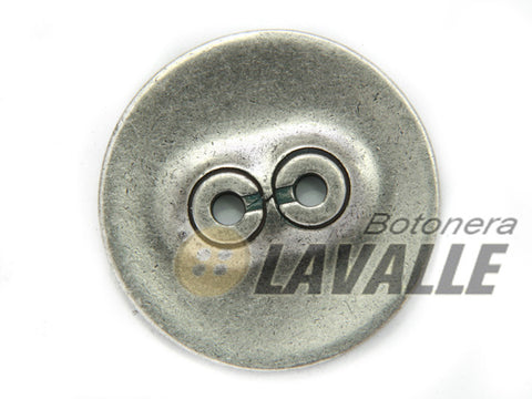 Button metal fancy 1227