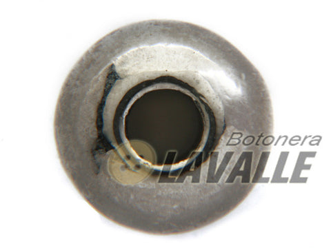 Button metal 1187