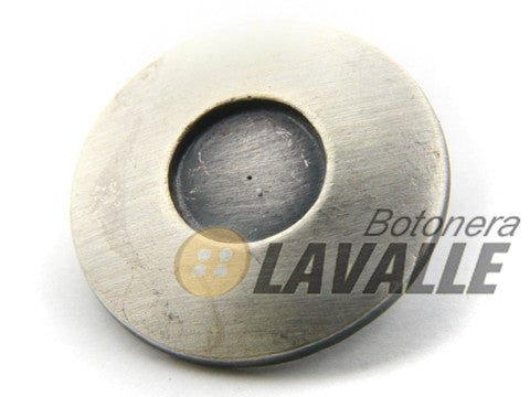 Button metal 846