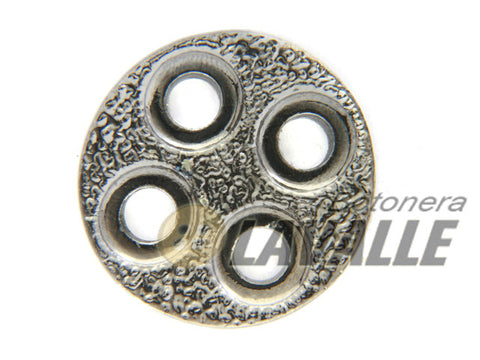 Button rounded eyelet big 1144