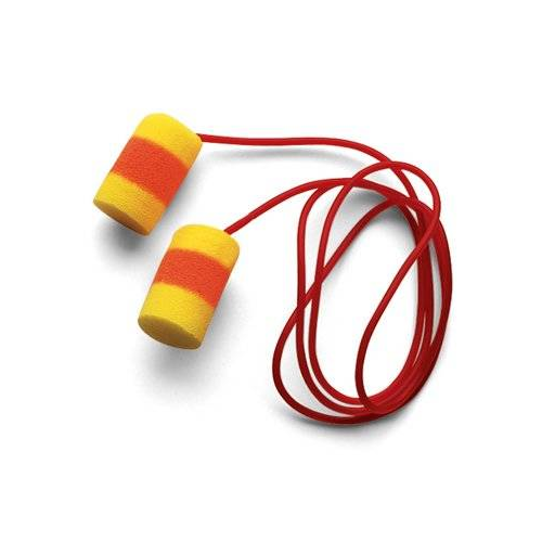 3M 311-1125 E-A-R Classic SuperFit 33 Corded Ear Plugs 33dB