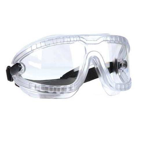 3M 16644 Lexa Splash Goggle Gear Safety Goggles Medium