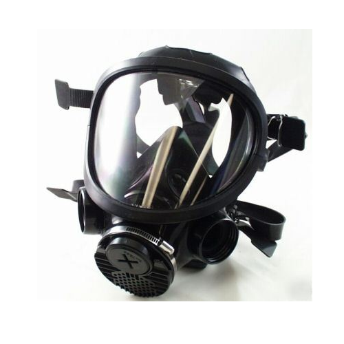 3M 7800S-M Full Face Mask Respirator Medium