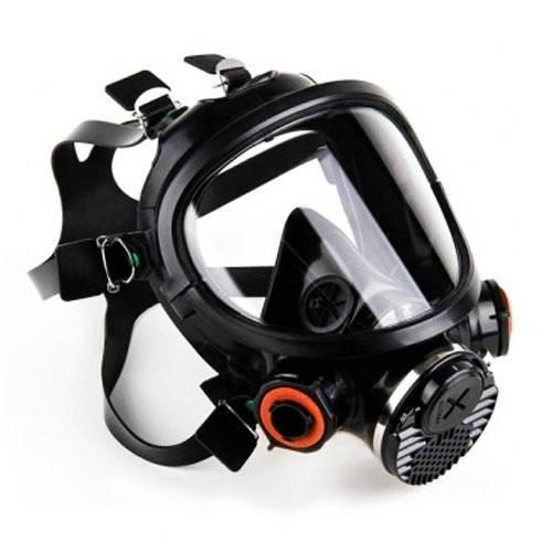3M 7800S-S Full Face Mask Respirator Small