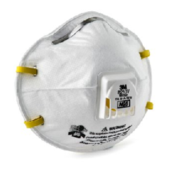 3M 8210V N95 Disposable Respirator