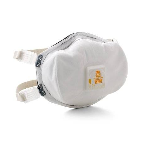 3M 8233 N100 Disposable Respirator