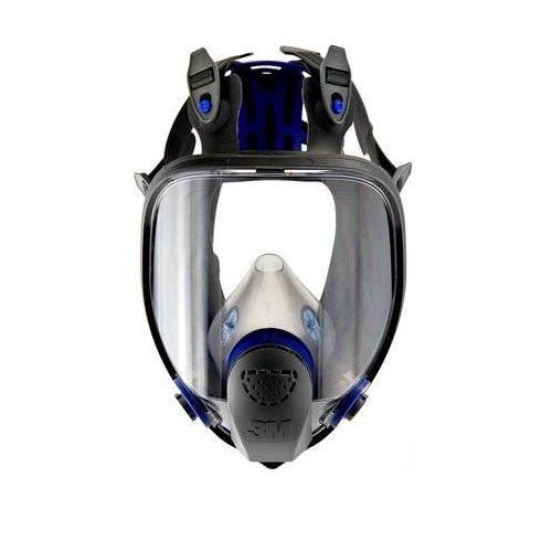 3M FF-401 Ultimate FX Full Face Mask Respirator Small