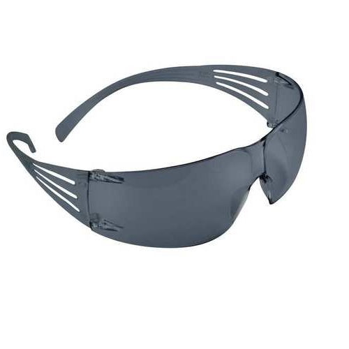 3M SF202AS 3M SecureFit Safety Glasses Gray Anti-Scratch Lens