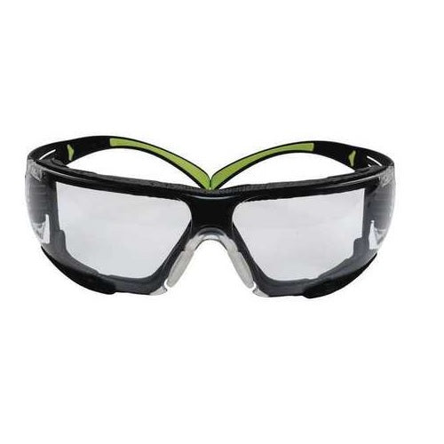 3M SF410AS-FM SecureFit 3M Safety Glasses I/O Lens Anti-Scratch Foam Gasket