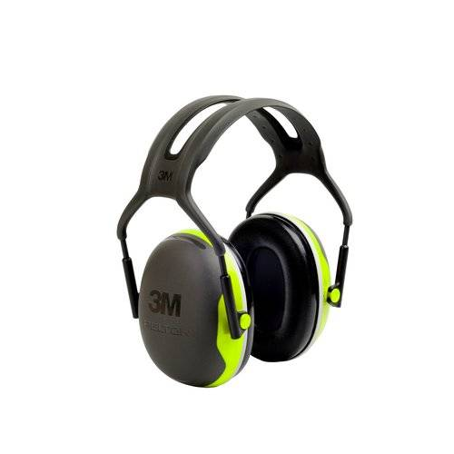 3M X1A Peltor X Series Ear Muffs 22dB