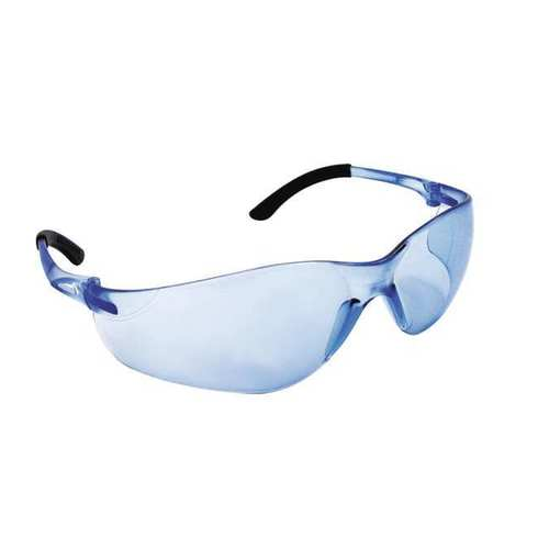 SAS 5333 NSX Turbo Light Blue Safety Glasses