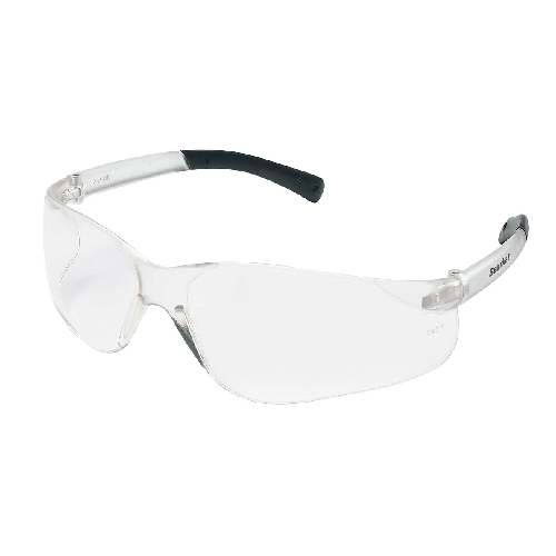 MCR BK110AF BearKat Safety Glasses Clear Anit-Fog Scratch Resistant Lens