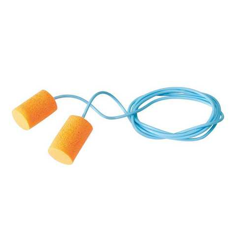 Howard Leight FF-30 FirmFit Corded Ear Plugs 30dB
