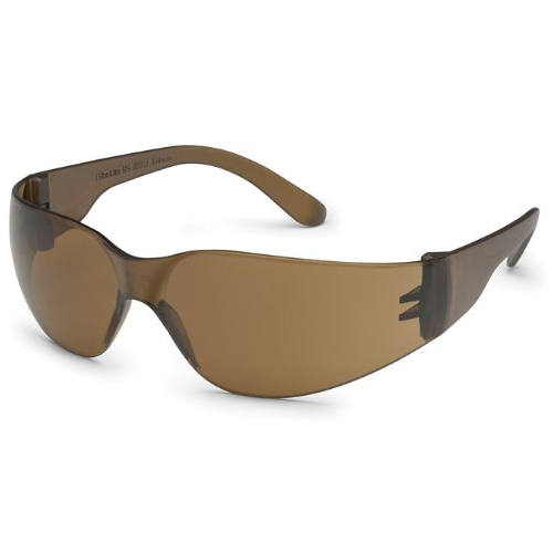 Gateway 4686 StarLite Safety Glasses Mocha Anti-Scratch Lens