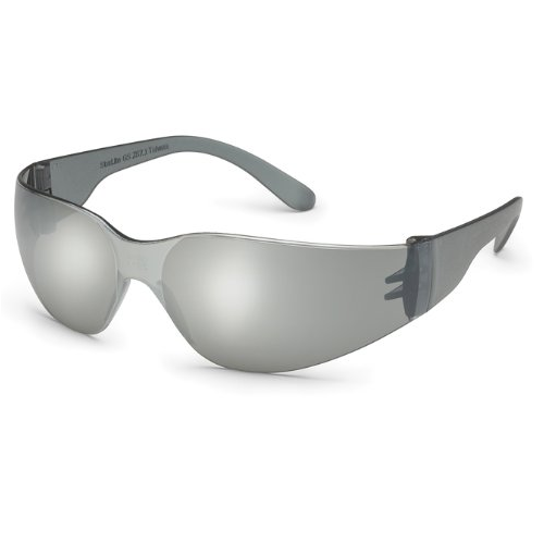 Gateway 468M StarLite Safety Glasses Silver Mirror Anti-Scratch Lens