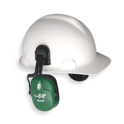 Howard Leight 1011601 T1H Thunder Hard Hat Mount Ear Muffs 23dB
