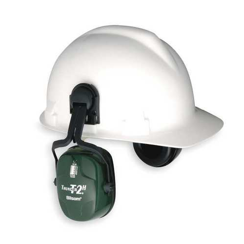 Howard Leight 1011602 T2H Thunder Hard Hat Mount Ear Muffs 25dB