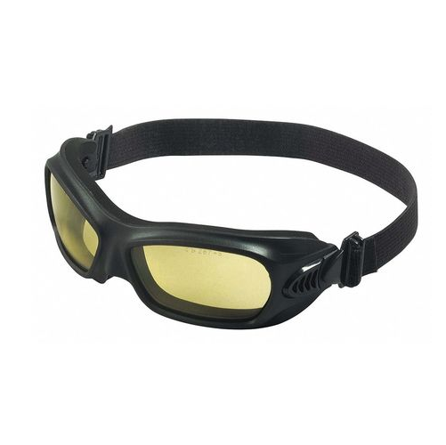 Jackson 20527 Wildcat Amber Safety Goggles