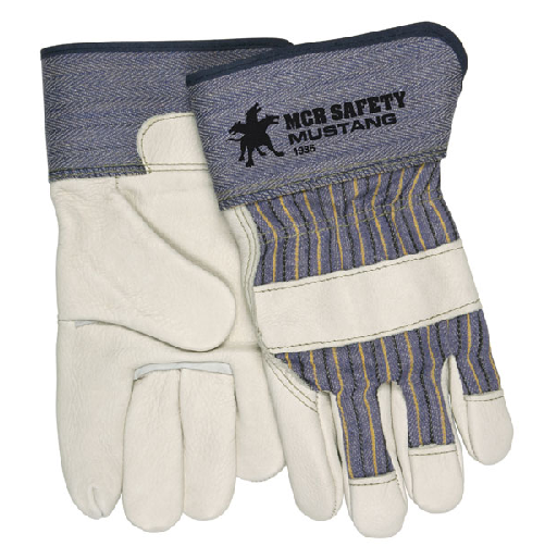 MCR 1935 Mustang Leather Palm Gloves