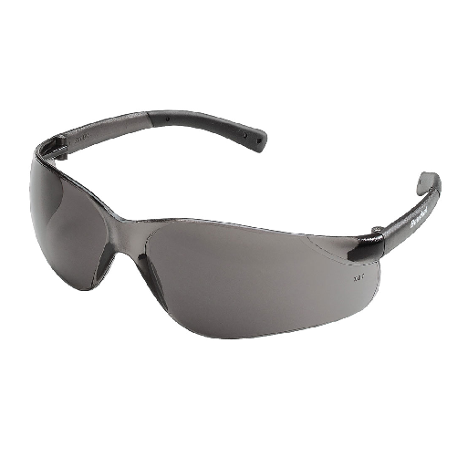 MCR BK112 BearKat Safety Glasses Gray Scratch Resistant Lens