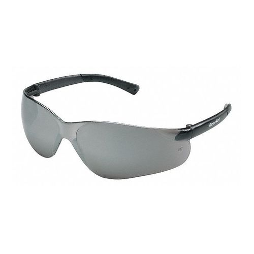 MCR BK117 BearKat Safety Glasses Silver Mirror Scratch Resistant Lens