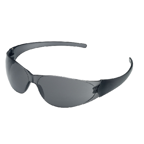 MCR CK112 CheckMate Safety Glasses Gray Scratch Resistant Lens