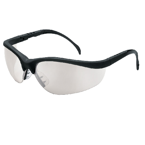 MCR KD119AF Klondike Safety Glasses Anti-Fog Indoor/Outdoor Lens Anti-Scratch