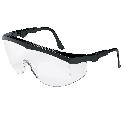 MCR TK110AF Tomahawk Safety Glasses Anti-Fog Clear Lens Anti-Scratch