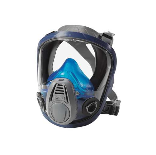 MSA 10028996 Advantage 3200 Full Face Mask Respirator Small