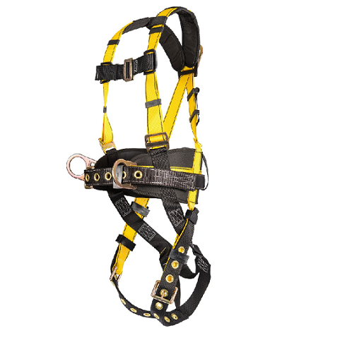 MSA 10077571 Workman Constuction Harness 400lbs
