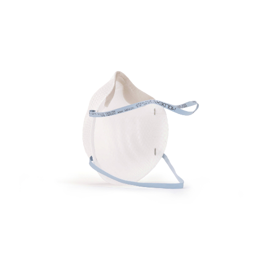 Moldex 2207N95 Disposable Particulate Respirator Low Profile Nose Bridge