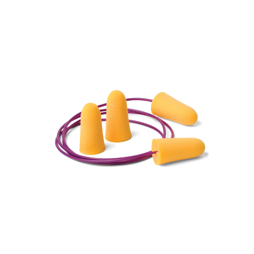 Moldex 6650 Softies Corded Ear Plugs
