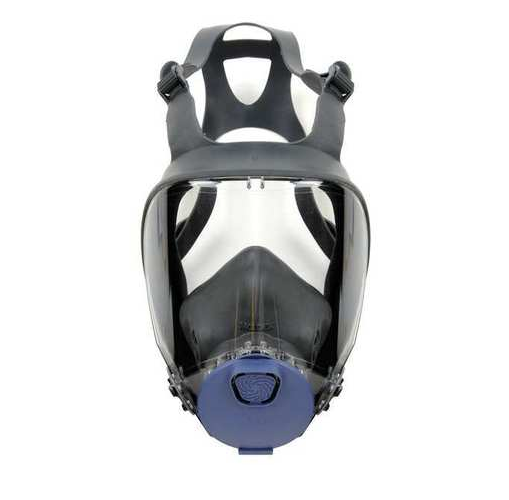 Moldex 9001 Full Face Mask Respirator Small