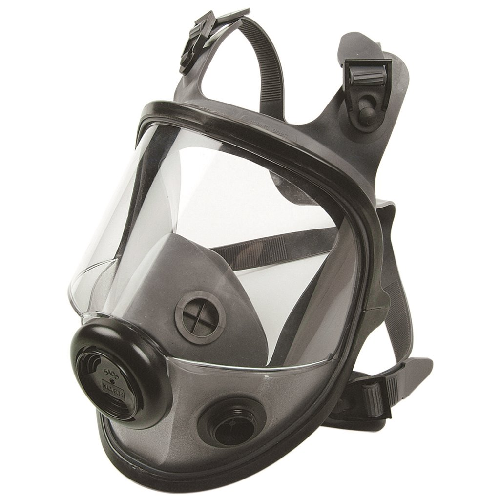 North 54001 Full Face Respirator Medium / Large