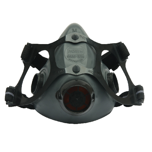 North 550030L Large 5500 Series North Half Mask Respirators