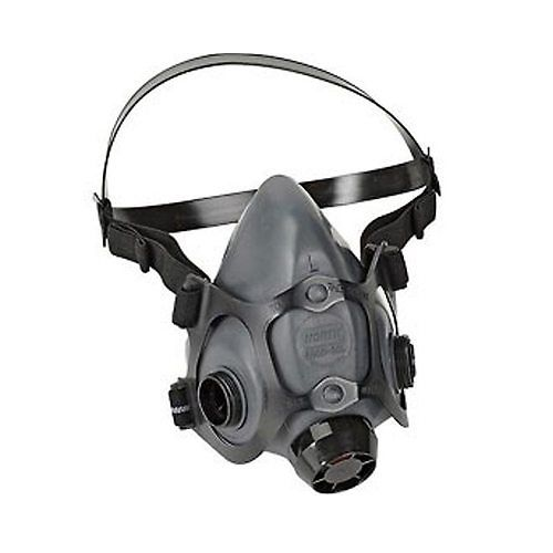 North 550030M Medium 5500 Series North Half Mask Respirators