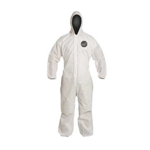 Dupont Tyvek 400 Disposable Coveralls TY120SWH Collar Open Wrists and Ankles Case of 25