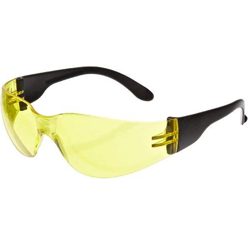 SAS 5341 NSX Yellow Safety Glasses