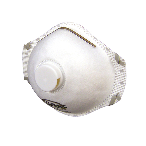 SAS 8611 N95 Disposable Respirator with Valve