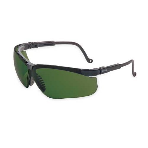 UVEX S3208 Safety Glasses Genesis Shade 5.0 Lens