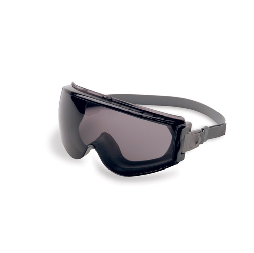 UVEX S3961HS Stealth Goggles Gray Lens with HydroShield